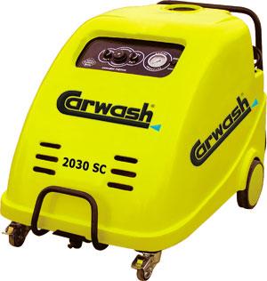 2030 SC - Yüksek Basınçlı Sıcak / Soğuk Sulu Temizlik Makinası